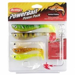 berkley power pack vertical fishing