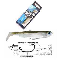 combo black minnow