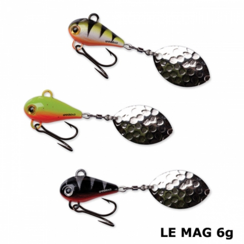 LEURRES A PALETTE SPINMAD MAG 6g / Spinners/Buzzbaits