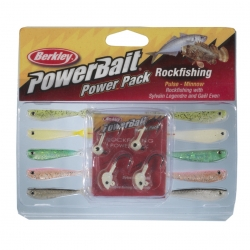 berkley rockfishing kit