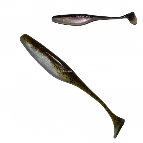 SWIMMING JERK MINNOW 10cm-10 leurres BIG BITE BAITS / Leurres souples