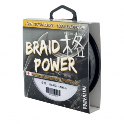 tresse braid power powerline